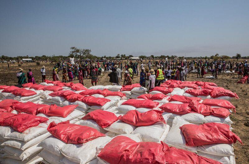 Sydsudan är ett av de länder i världen som drabbats hårdast av den livsmedelskris som förvärrats under pandemin.