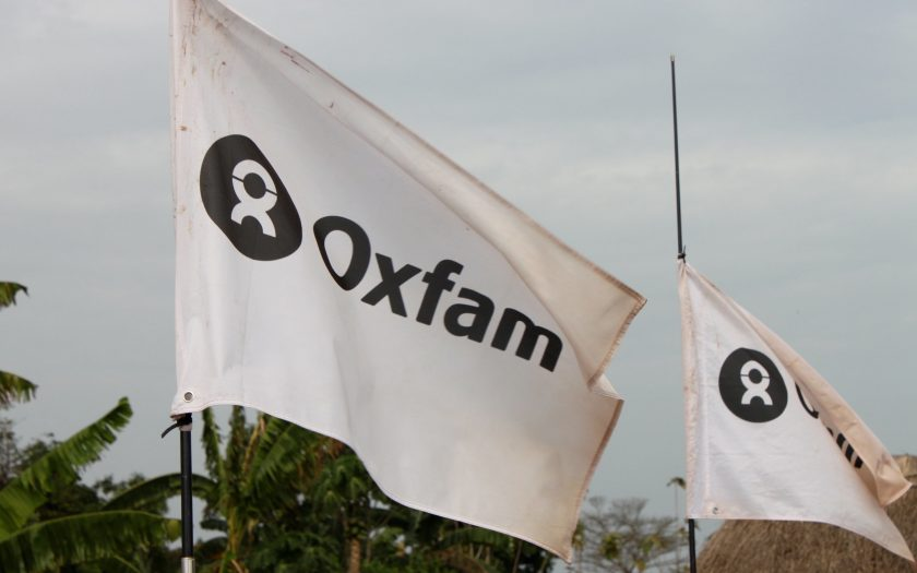 Nyligen stängdes två medarbetare inom Oxfam av från sitt arbete i Demokratiska republiken Kongo där de bland annat misstänks för sexuella övergrepp.