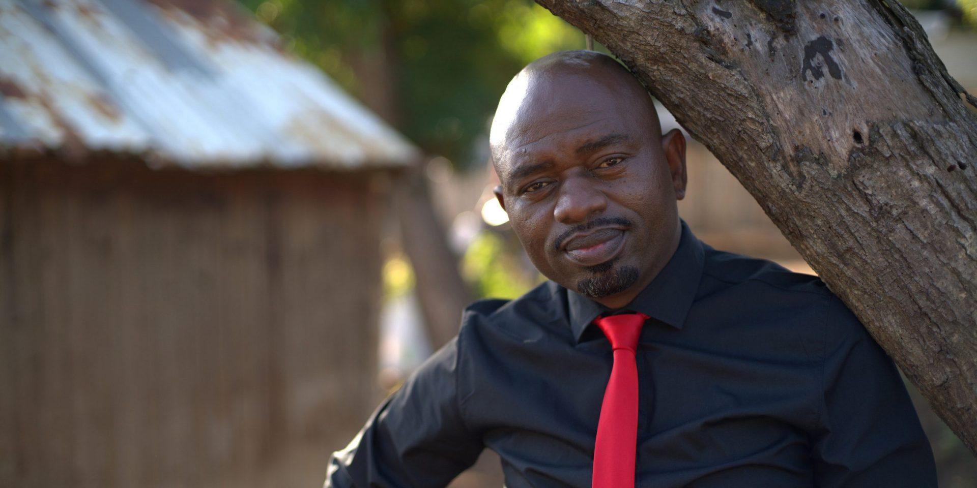 Sibusiso Innocent Zikode har vigt sitt liv åt att förbättra situationen för hemlösa och sluminvånare i Sydafrika. Nu får han Per Anger-priset.