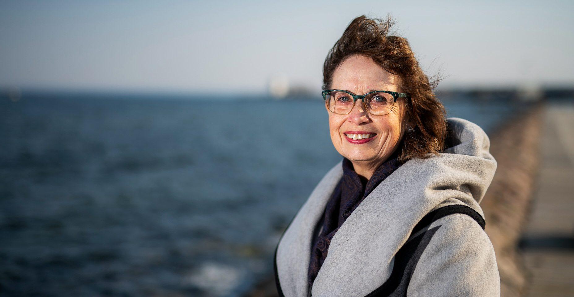 Med Gudrun Brunegård får Kristdemokraterna sin första renodlade biståndspolitiska talesperson.