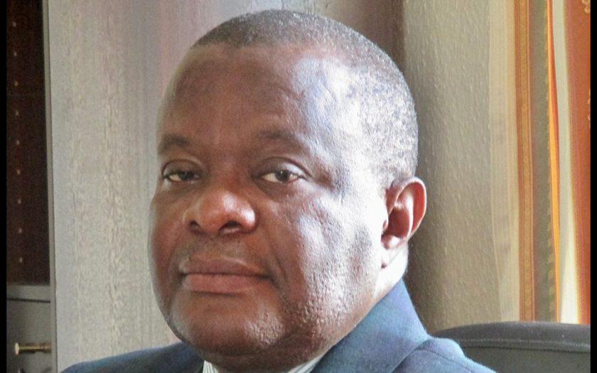 Journalisten Jospeh R Kafuka har flytt sitt hemland Demokratiska republiken Kongo