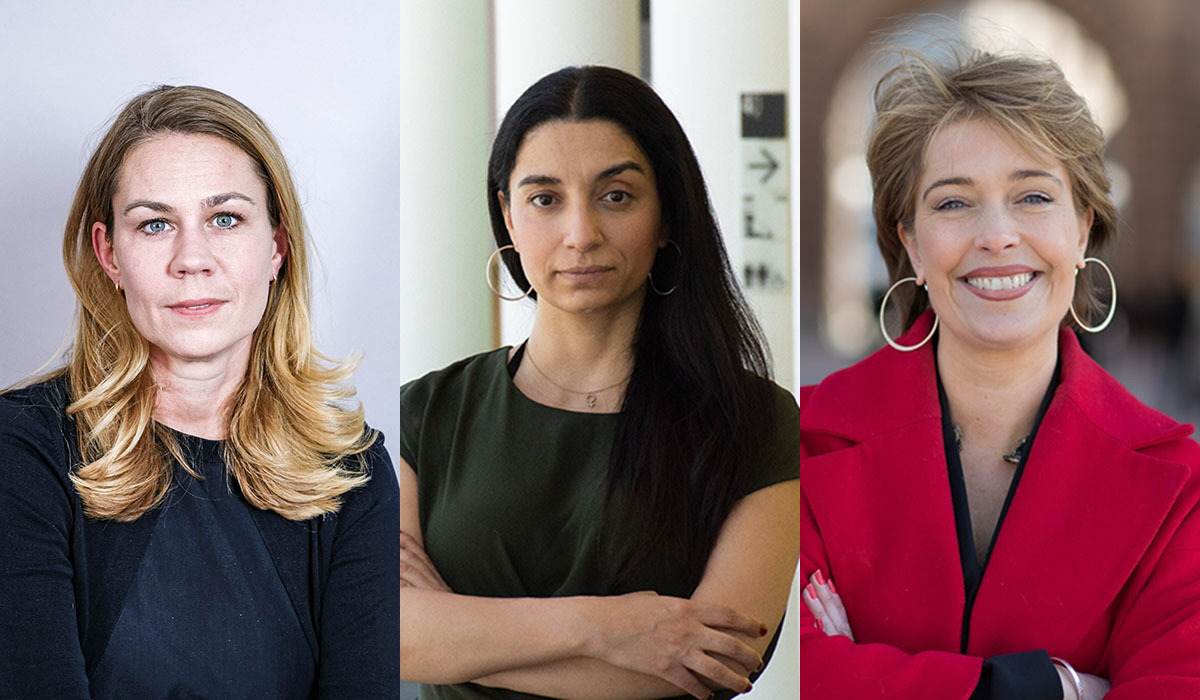 Anna Sundström, generalsekreterare på Olof Palmes Internationella Center, är tillsammans med Europarlamentariker Evin Incir (S) och riksdagsledamot Annika Strandhäll (S) orolig för Moderaternas biståndspolitik.