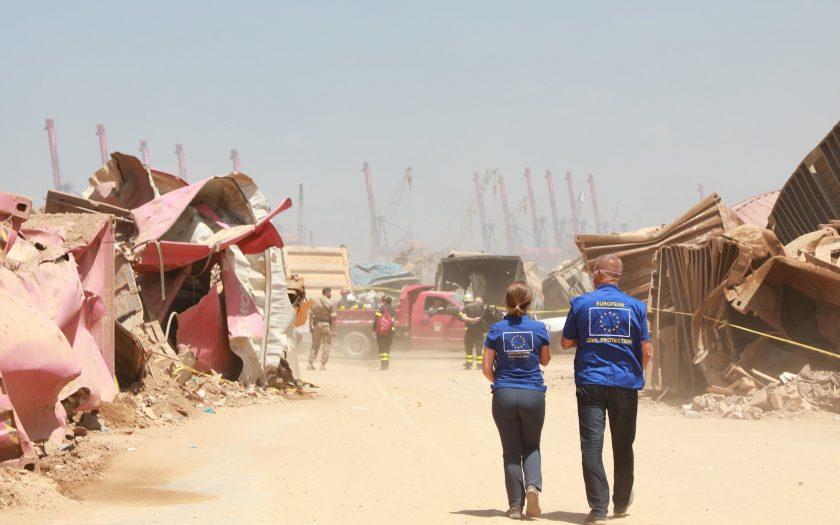 Efter tre års förhandlingar har EU satt biståndsbudgeten för de kommande ju åren, och flera pågående projekt, som insatser i Libanon, kan nu få fortsatt finansiering.
