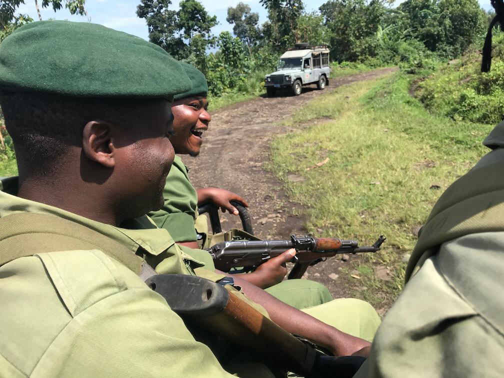 Attacken mot FN-konvojen ska ha skett inte långt från Rumangabo, där parkvakter från den intilliggande nationalparken ska ha ingripit.