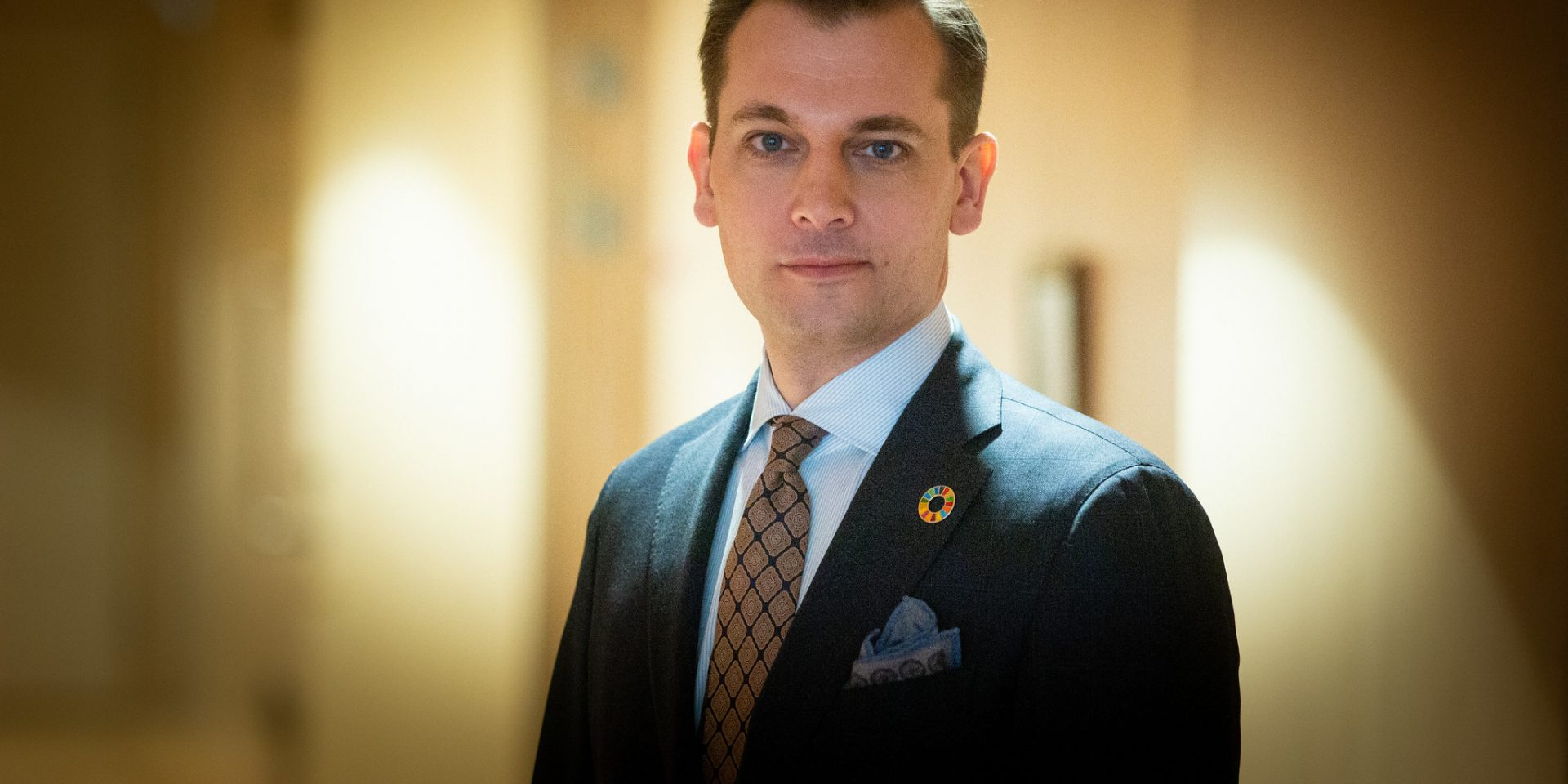 Sveriges nya minister för internationellt utvecklingssamarbete, Per Olsson Fridh, har fler år som statssekreterare bakom sig. I OmVärlden podd pratar han om vad han vill som minister.
