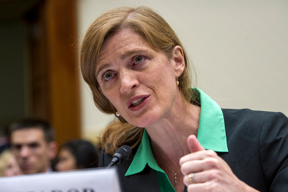 Med Samantha Power får USA en biståndschef med erfarenhet som krigskorrespondent, FN-ambassadör, människorättsjurist och presidentrådgivare.