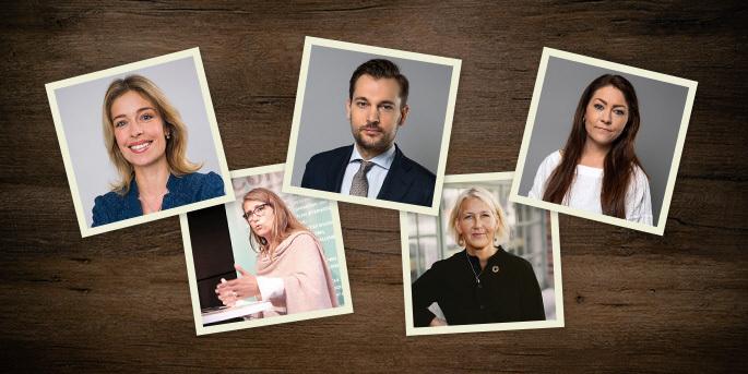 Vem efterträder Peter Eriksson som minister för internationellt utvecklingssamarbete? Fem möjliga kandidater.