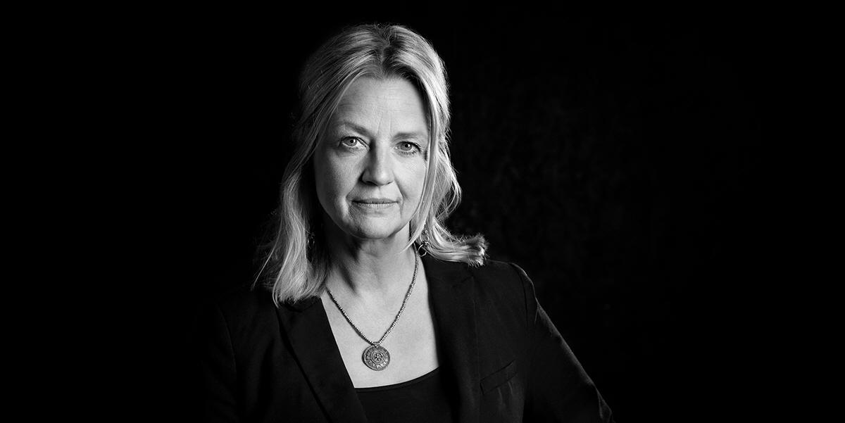 Omvärldens tidigare chefredaktör Ylva Bergman.