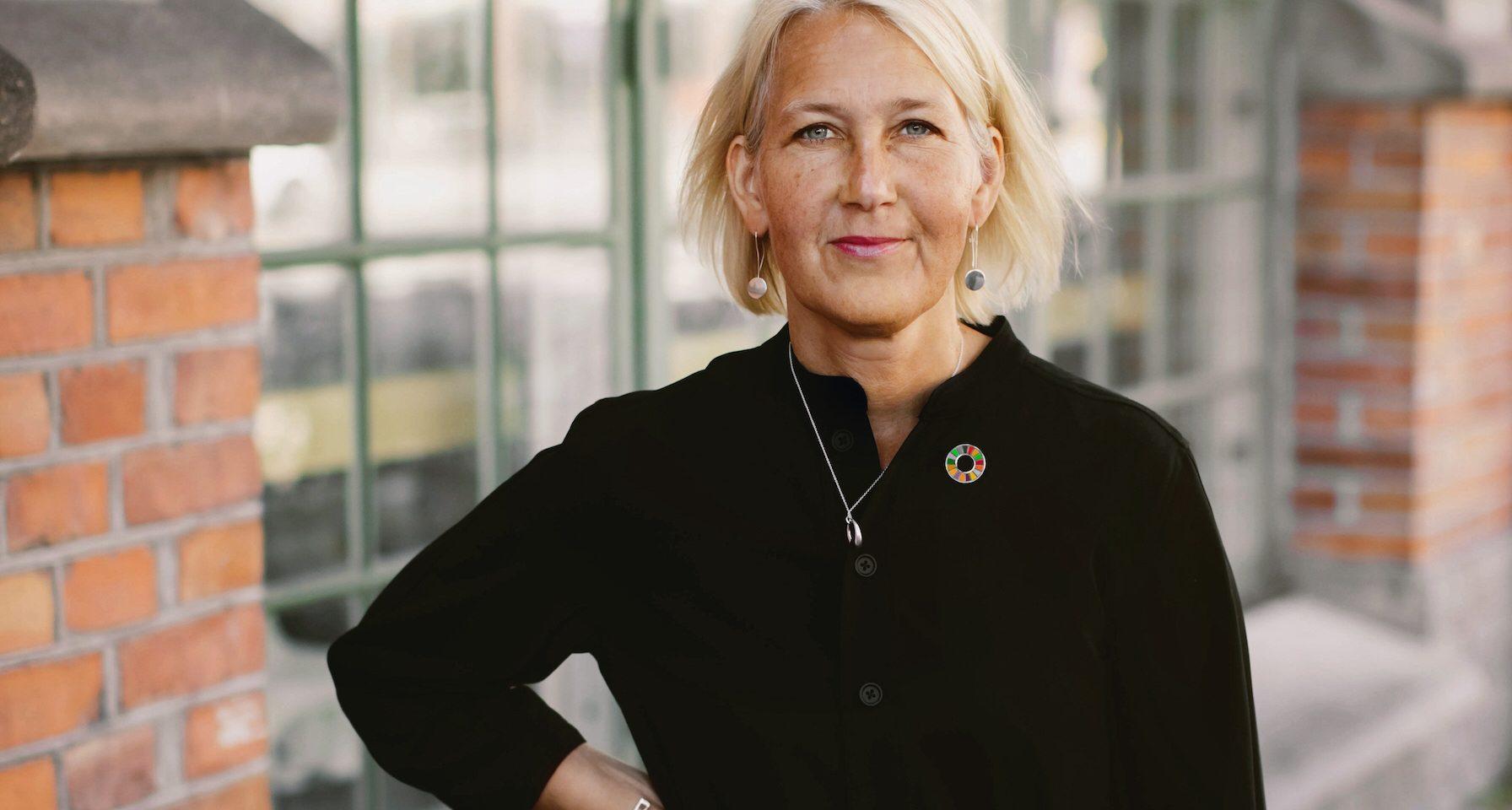 """""""Detta kan vara tiden att minska skuldbördan"""", anser Ulrika Modéer, på UNDP"""