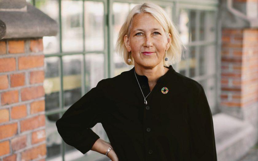 Ulrika Modéer ger en dyster prognos för året som kommer, men tror internationellt samarbete kan förbättra utsikterna.