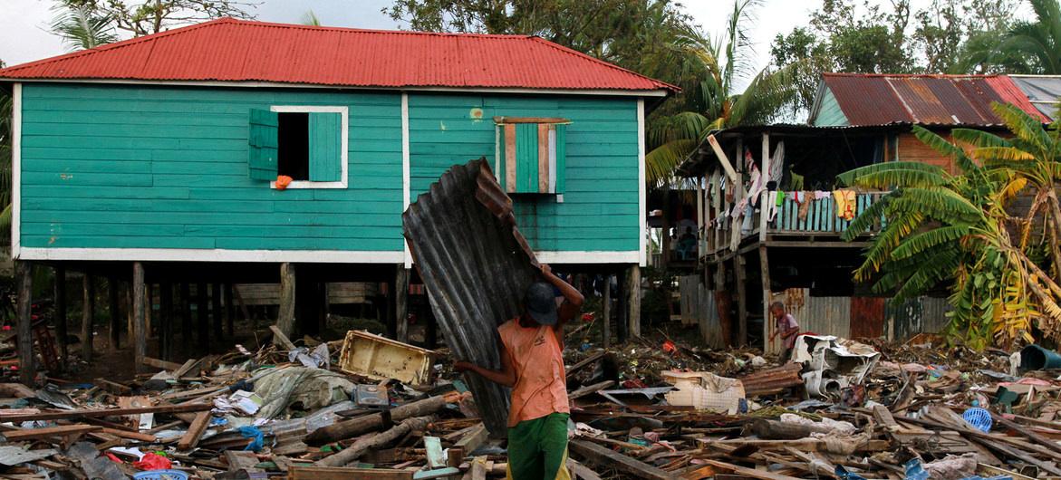 Staden Biwli, på Nicaraguas Atlantkust är helt isolerad efter att ha drabbats av två orkanen på kort tid. Hur många som dött, blivit hemlösa och skadats är fortfarande oklart.