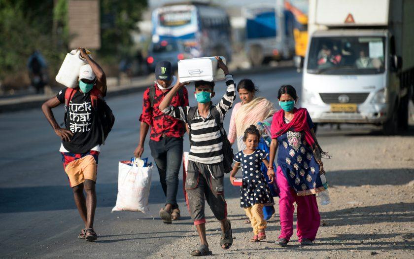 Svenska biståndsorganisationer oroas över den utbedda fattigdom som följer i spåren av covid-19, bland annat i Indien. Därför föreslår de en särskild fond för att bistå i det globala återuppbyggnadsarbetet efter pandemin.