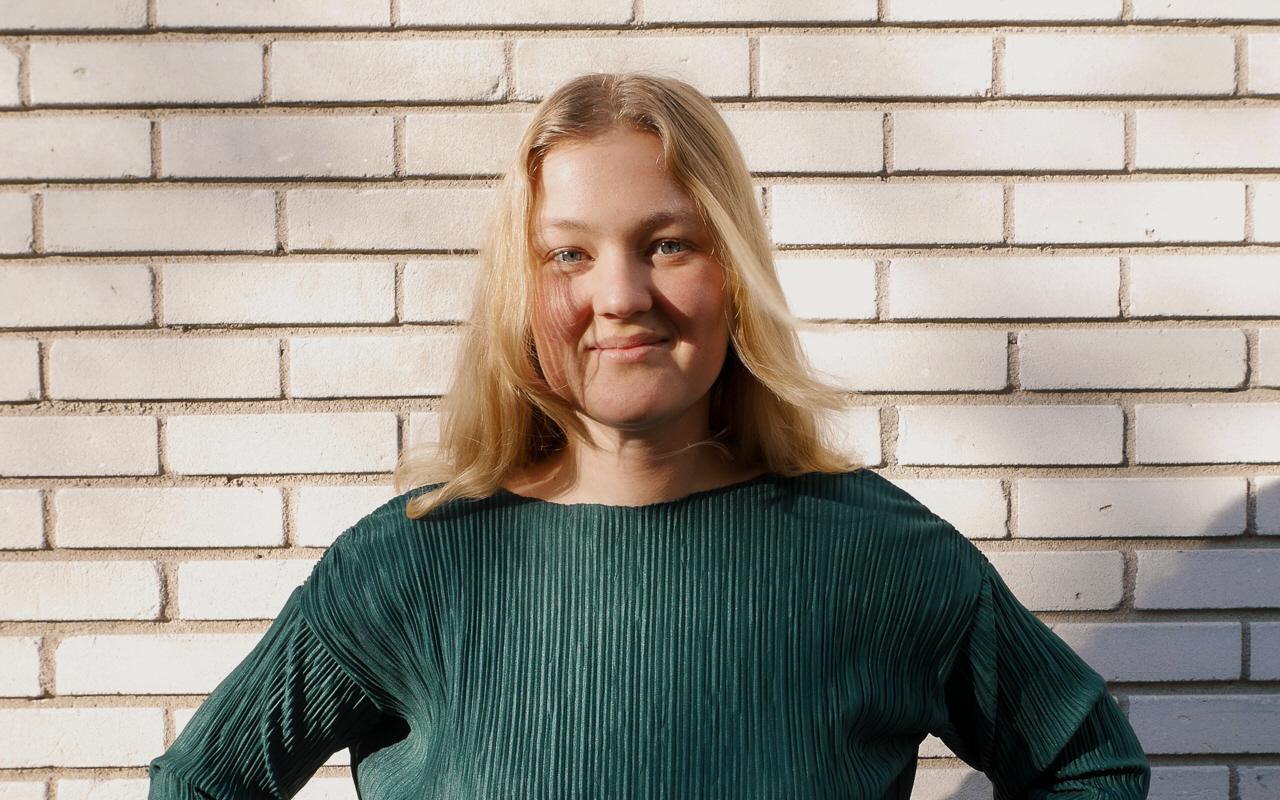 Fredrika Andersson, klimatrepresentant för Sveriges ungdomsorganisationer (LSU).