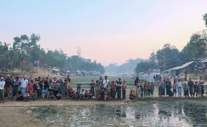 Får coronaviruset grepp på rohingyerna som lever i Bangladesh på flykt undan folkmord i Myanmar kan konsekvenserna bli svåra. UNDP vill arbeta förebyggande för att stoppa detta.