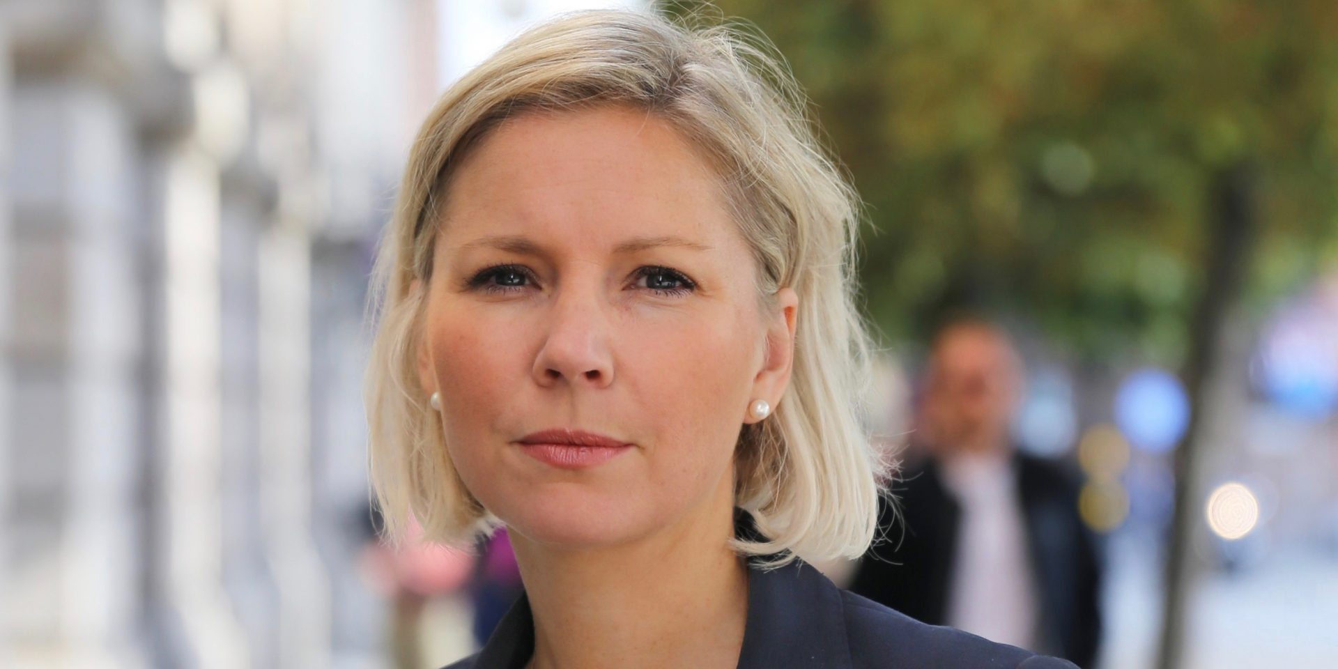 Sofia Östmark är generalsekreterare för Union to Union som vill sew ökade fackliga satsningar för kvinnor och män inom den informella sektorn.