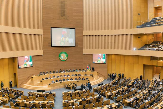 Afrikanska unionen (AU) har sitt huvudsäte i Etiopiens huvudstad Addis Abeba. När Europeiska unionen (EU) vill förhandla partnerskap med AU är det mycket som avgörs här.