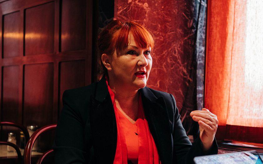 Claire Hutchinson, Natos särskilda sändebud i frågor som rör kvinnor, fred och säkerhet.