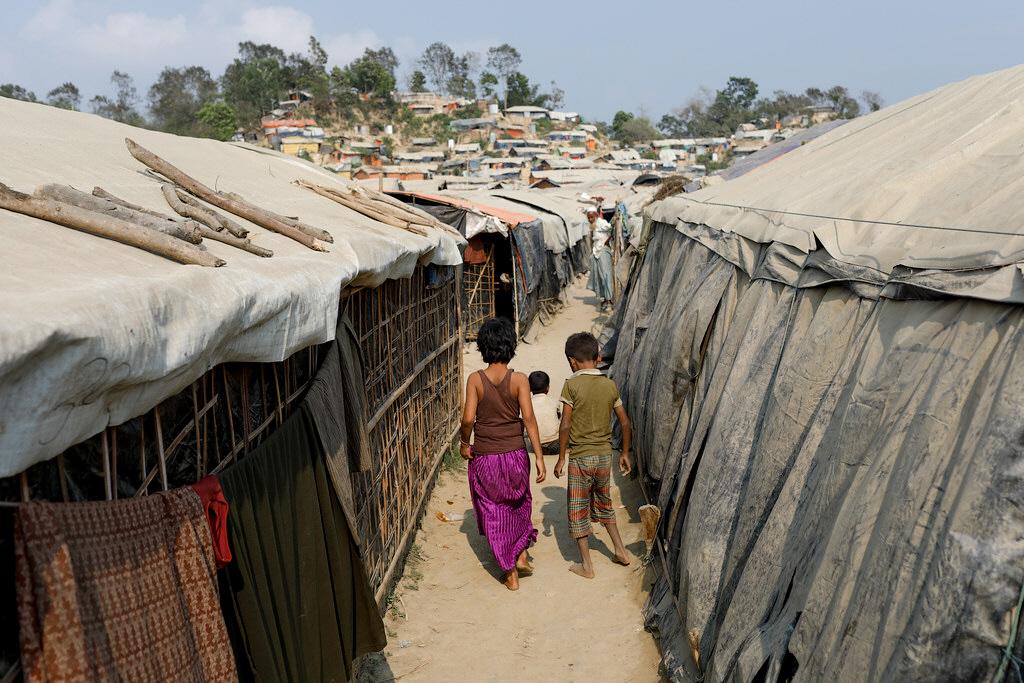 Rohingyakrisen i Myanmar är en av flera underfinansierade FN-insatser i världen. Sedan 2017 har 742 000 rohingyer flytt till Cox's Bazar, i Bangladesh.