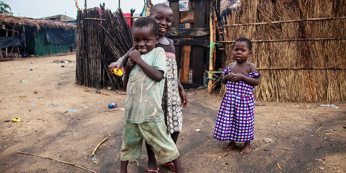 Endast 40 procent av alla barn i östra och södra Afrika registreras när de föds, enligt Unicef.