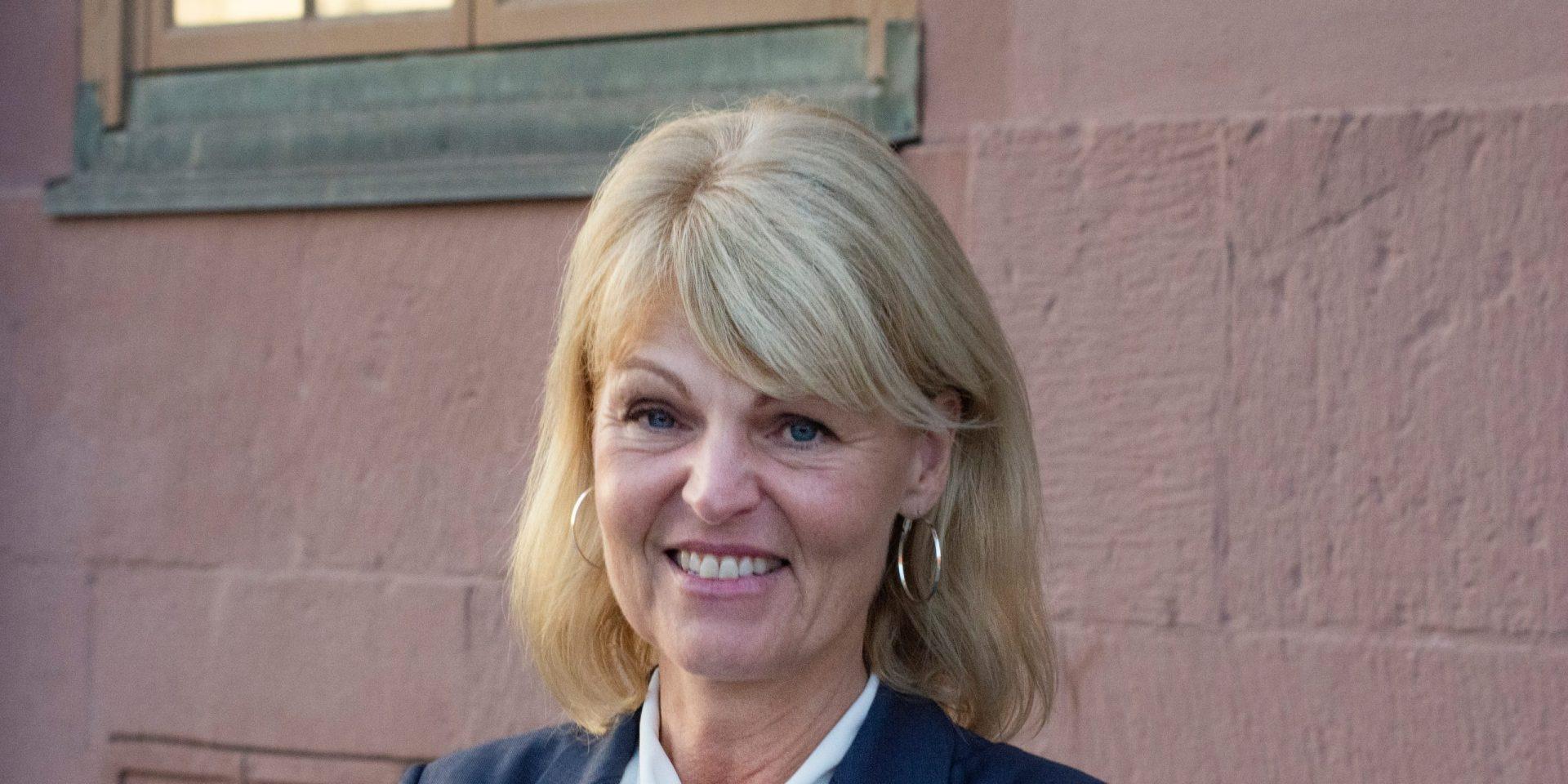 Anna Hallberg tror att Sverige kan ta ledning för gröna alternativ inom handelsområdet.