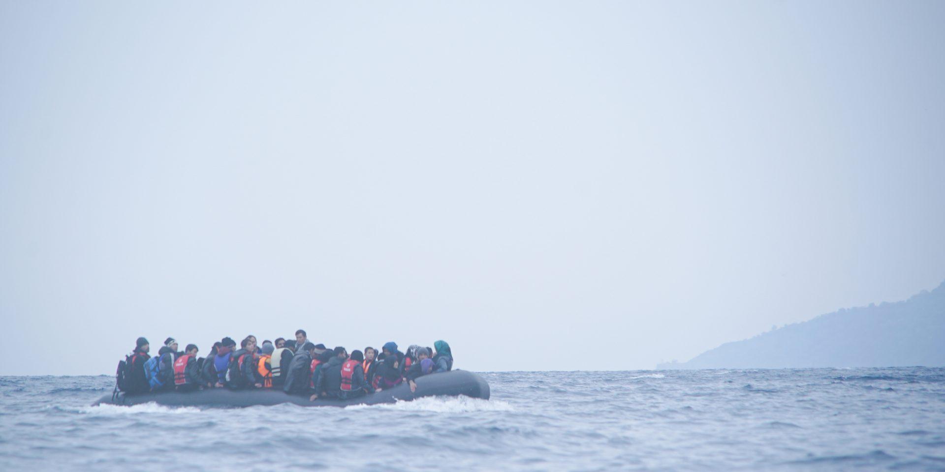 Över 20 miljoner människor har tvingats på flykt till följd av klimatkatastrofer varje år under de senaste tio åren. Det är mer än en person varannan sekund.