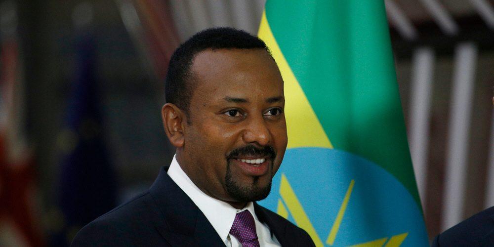 Etiopiens premiärminister Abiy Ahmed får årets fredspris.