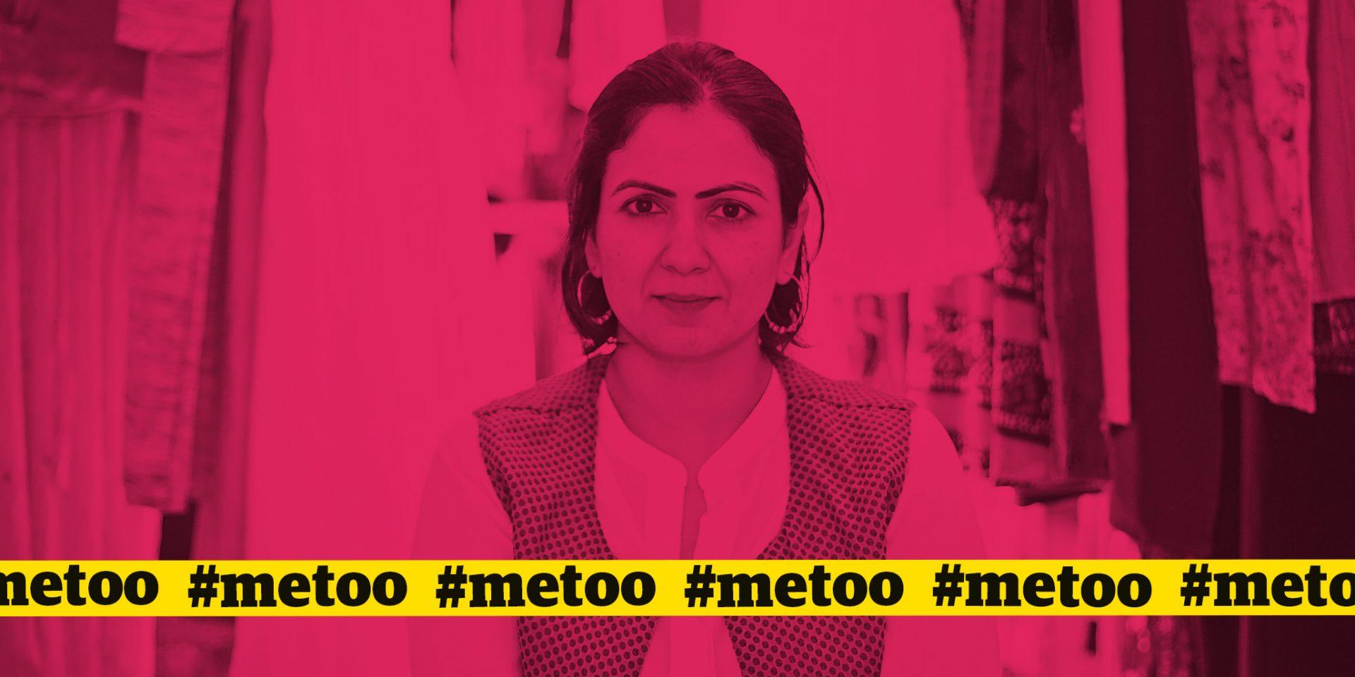 Jasmeen Patheja har arbetat i över femton år med sexuella trakasserier och kvinnors rätt att känna sig trygga i offentliga rum i Indien. Metoo har bidragit till att mäns våld mot kvinnor inte längre inte längre är lika osynligt, menar hon.