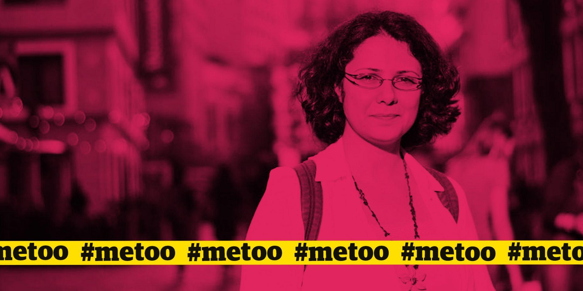 Nästan varenda kvinna i Iran har någon gång drabbats av sexuella trakasserier på stan. Nazrin Afzali driver en hemsida där unga kvinnor protesterar mot förtrycket.