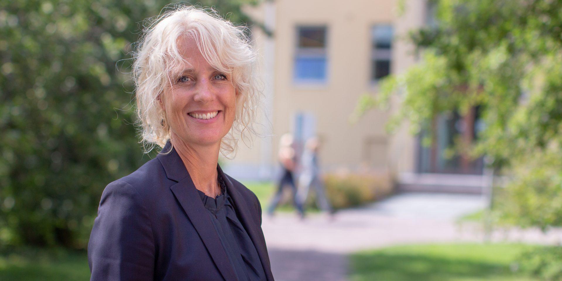 Therése Sjömander Magnusson är ny direktör på Nordiska Afrikainstitutet.