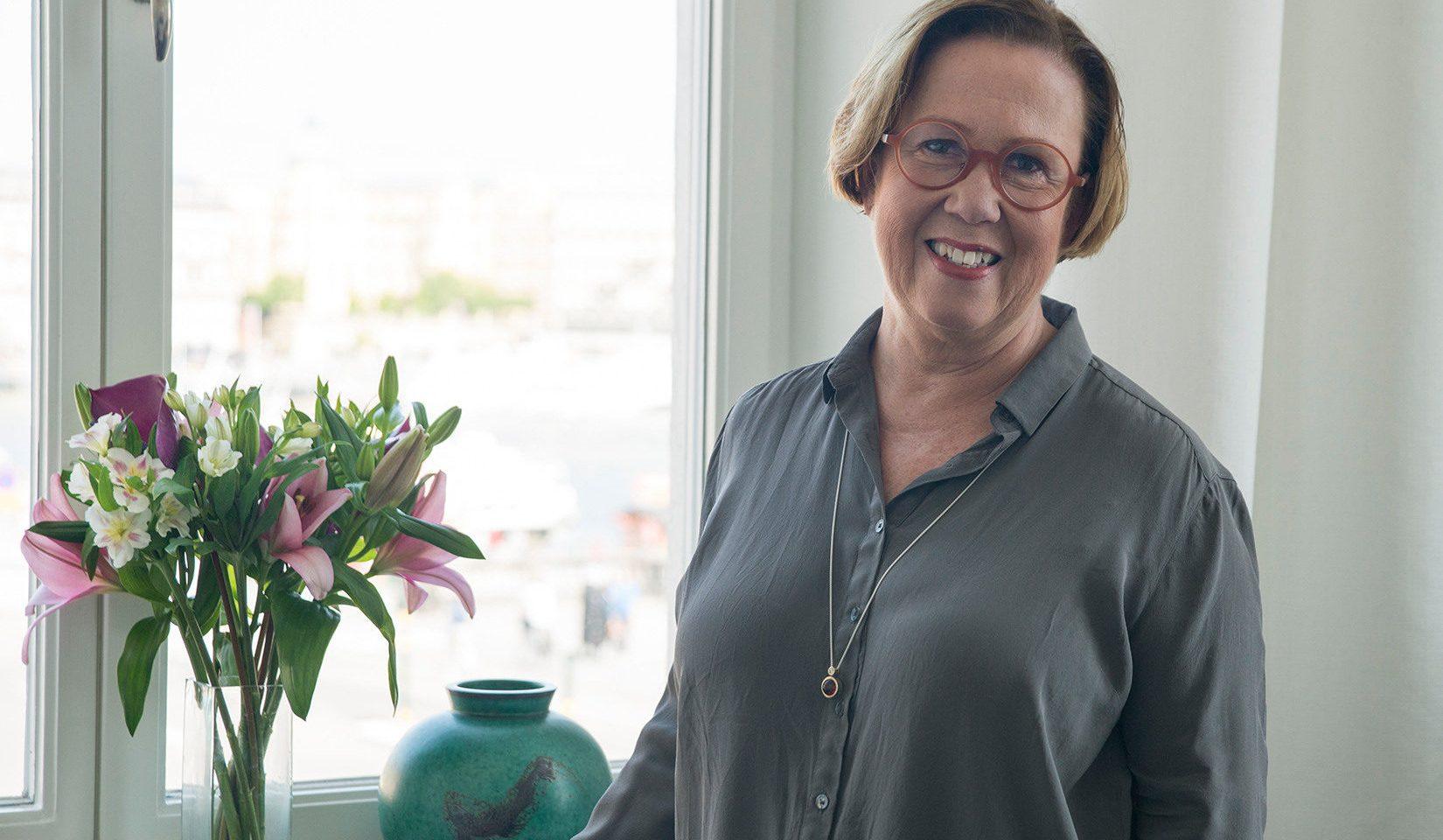 Madeleine Sjöstedt är ny generaldirektör för Svenska institutet.