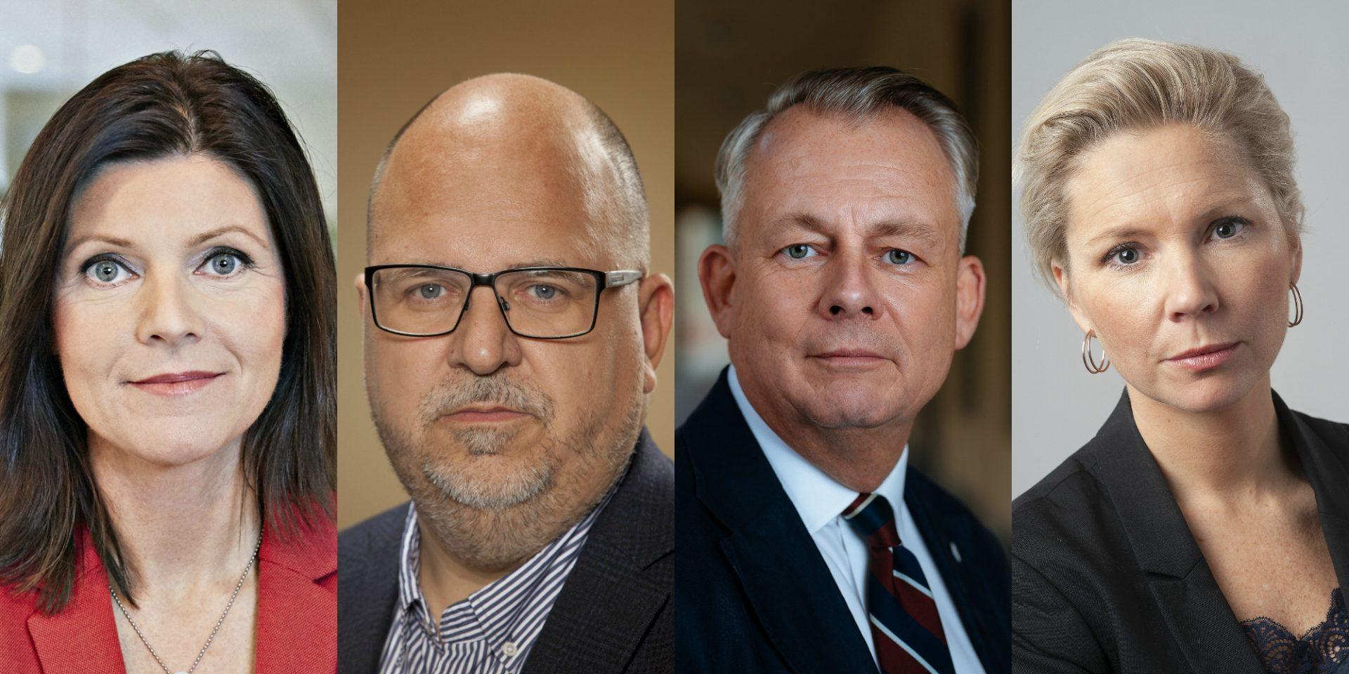 Situationen i världen är nu så pass allvarlig att Sverige som biståndsaktör måste tydligt markera vikten av en stark, global fackföreningsrörelse, skriver Eva Nordmark, Karl-Petter Thorwaldsson, Göran Arrius och Sofia Östmark.