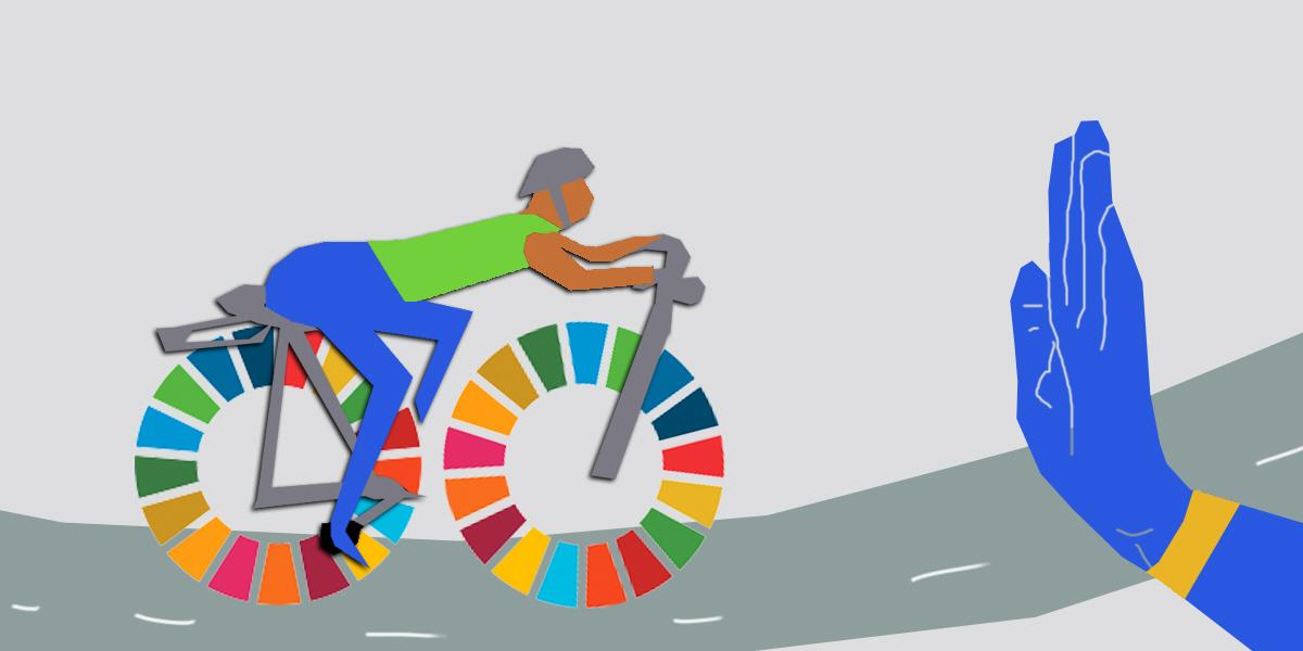 Varje år utvärderar FN arbetet med Agenda 2030, det vill säga de 17 globala mål för hållbar utveckling som världen enats om. Årets rapport visar att det både går framåt och bakåt, men att flera mål inte kommer att nås i tid till år 2030.