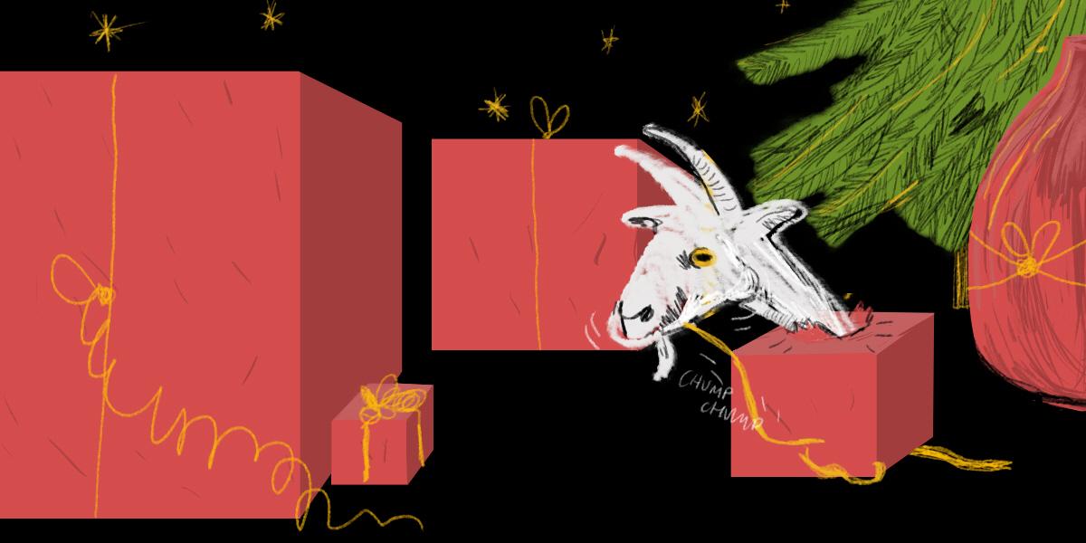Geten har stor konkurrens när vi ska välja gåvobevis till släkt och vänner i jul. Vad sägs om att ge bort cykellektioner till flickor i Bangladesh eller bidra till att stoppa utrotningen av djur?