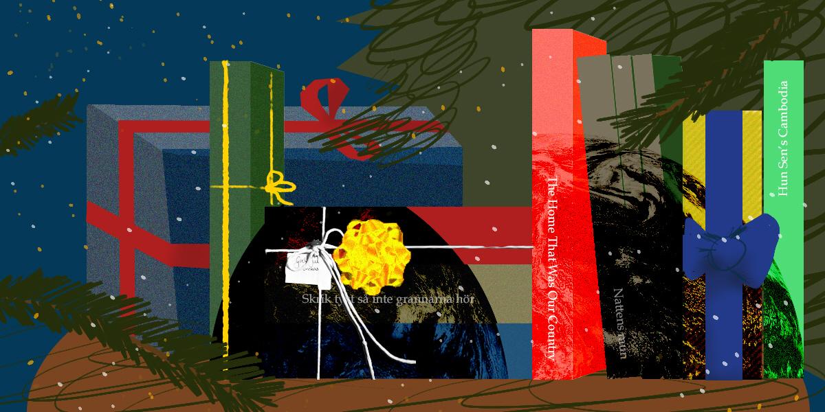Böcker för både vuxna, barn och unga tipsar OmVärldens redaktion tillsammans med Världslitteratur.se om nedan.