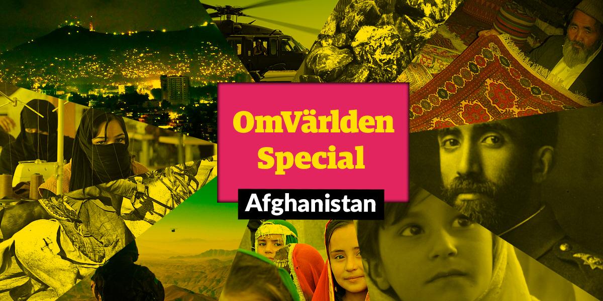Lyssna på Svenska Afghanistankommitténs långa arbete för alla barns rätt till utbildning i Afghanistan.
