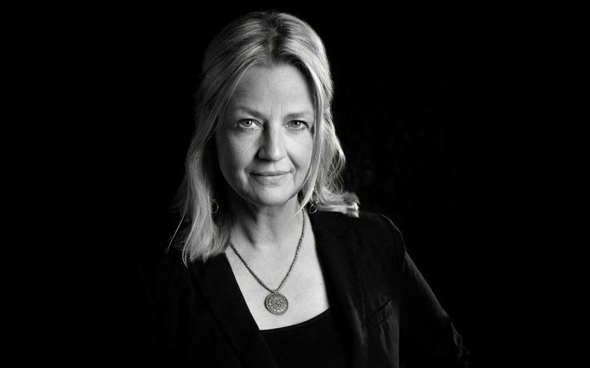 Ylva Bergman, chefredaktör för OmVärlden.
