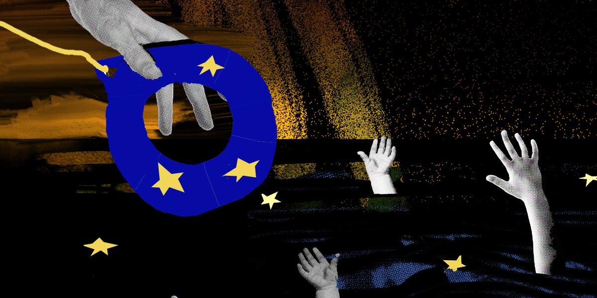 När tiderna är oroliga vänder många av EU:s länder blicken inåt. Att säkerhet och kontroll går före global utveckling oroar rapportförfattarna till Concords AidWatch 2018.