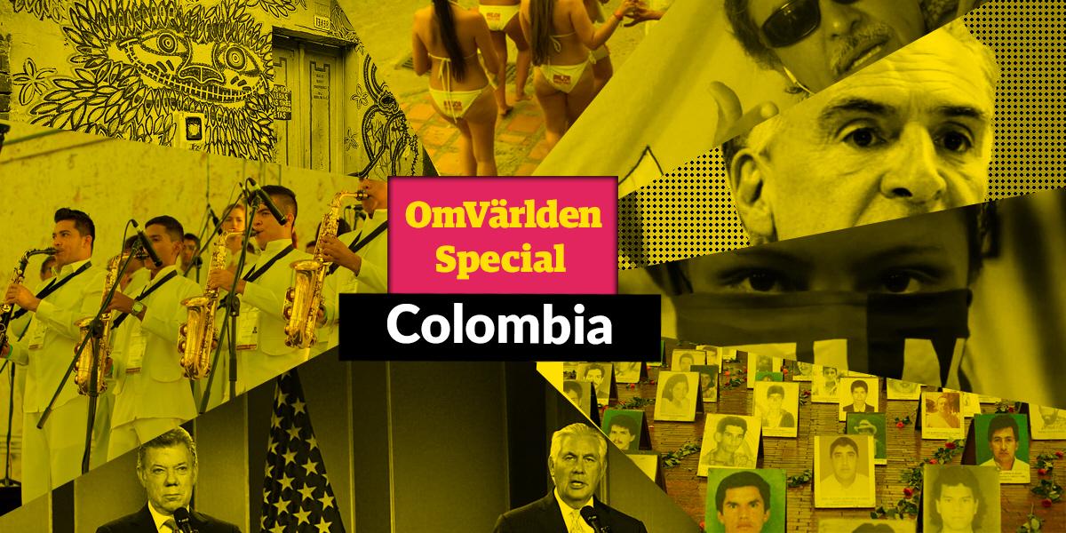 Kommer den bräckliga freden i Colombia hålla? Den 17 juni är det dags för presidentvalets andra omgång.
