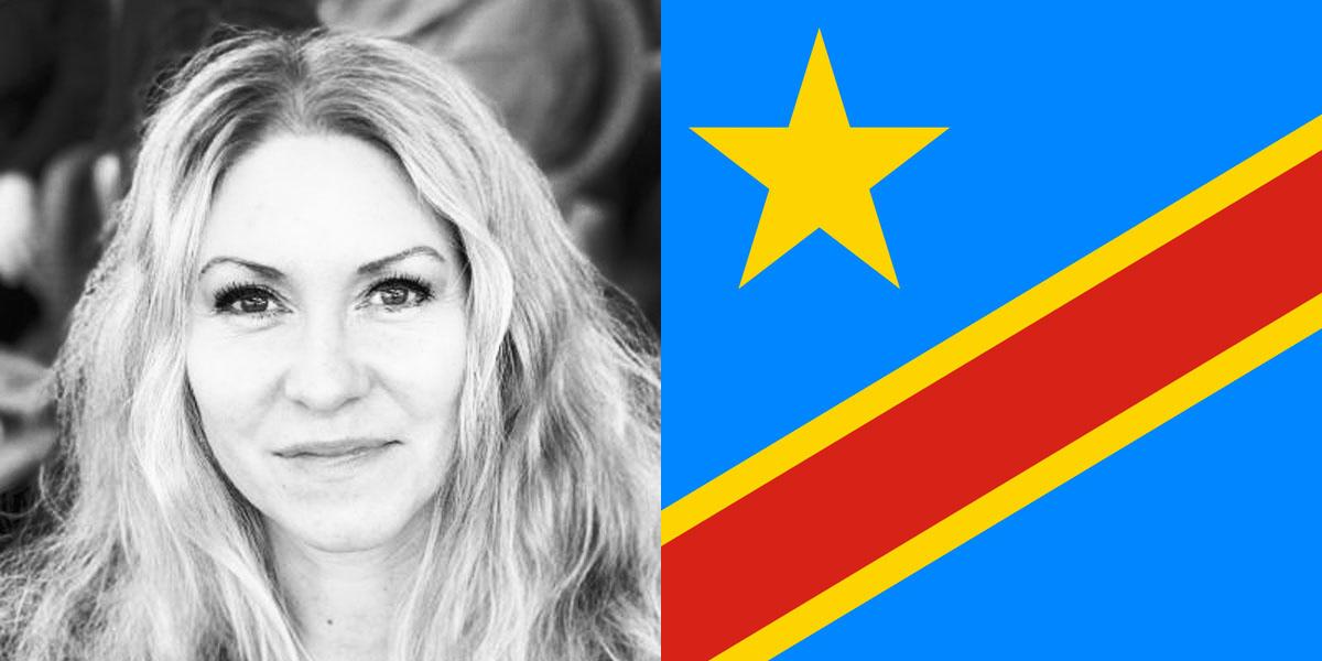 Maria Eriksson Baaz forskar om Demokratiska republiken Kongo vid institutionen för globala studier vid Göteborgs universitet samt statsvetenskapliga institutionen vid Uppsala universitet.