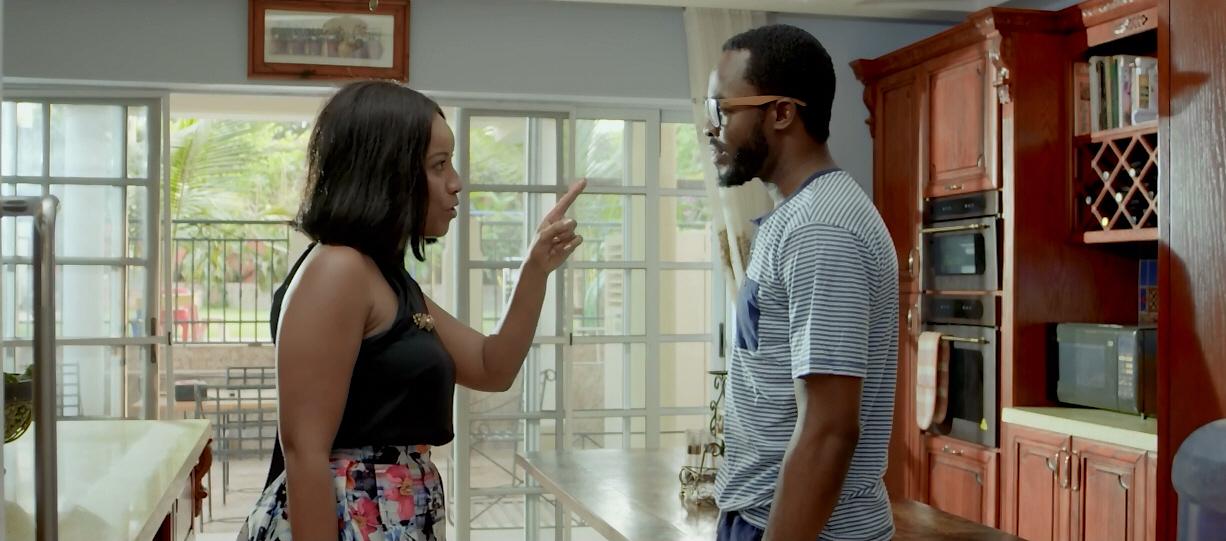 Ett av sju tips: den romantiska komedin Potato Potatho om skilsmässoparet Lulu och Tony.