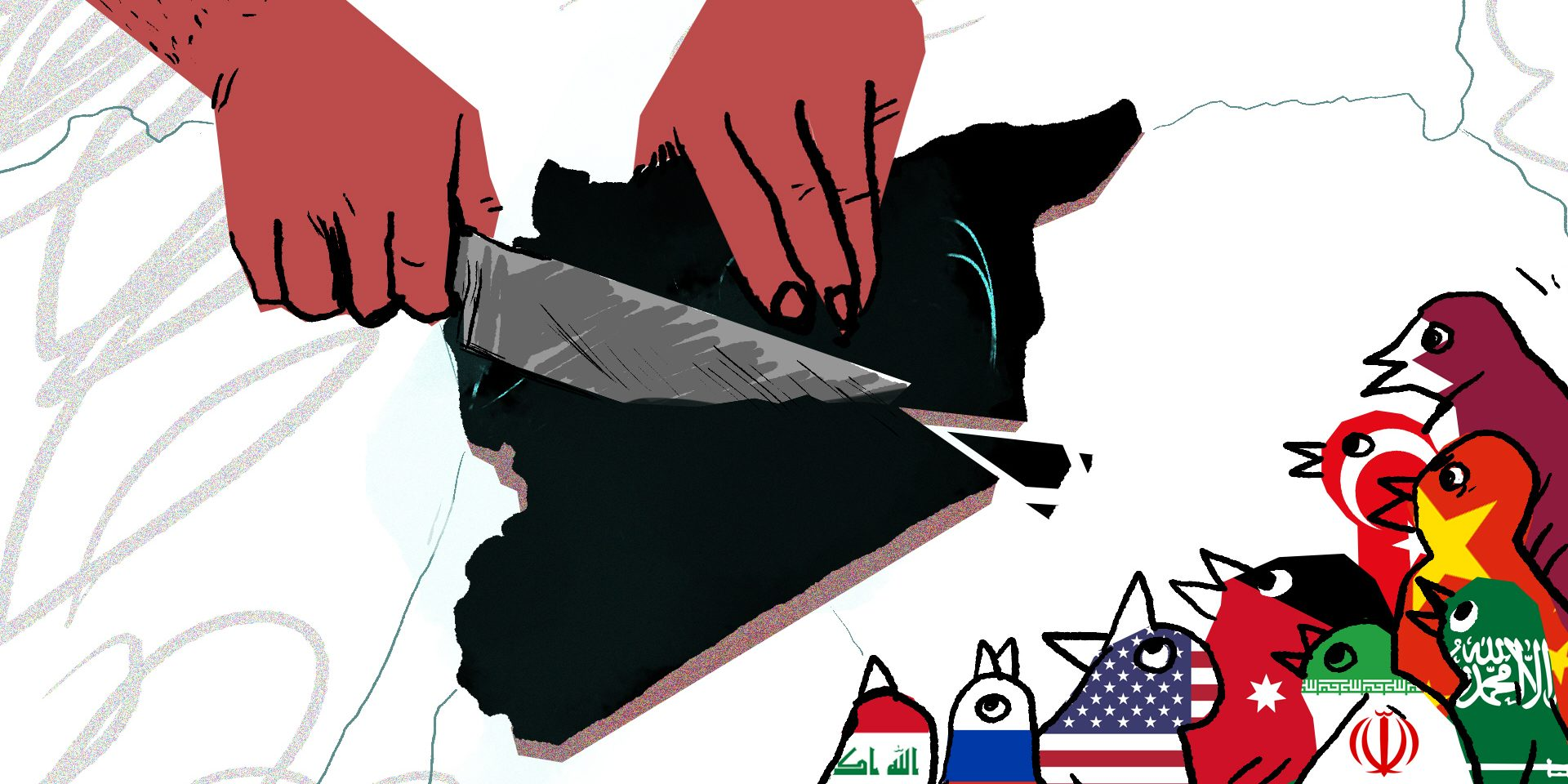 Fredsförhandlingarna går inte framåt och återuppbyggnad kräver investeringar, men vem ska betala – och till vem?