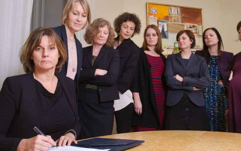 Isabella Lövin och Ulrika Modéer har utsetts till biståndsdebattens mäktigaste 2017.