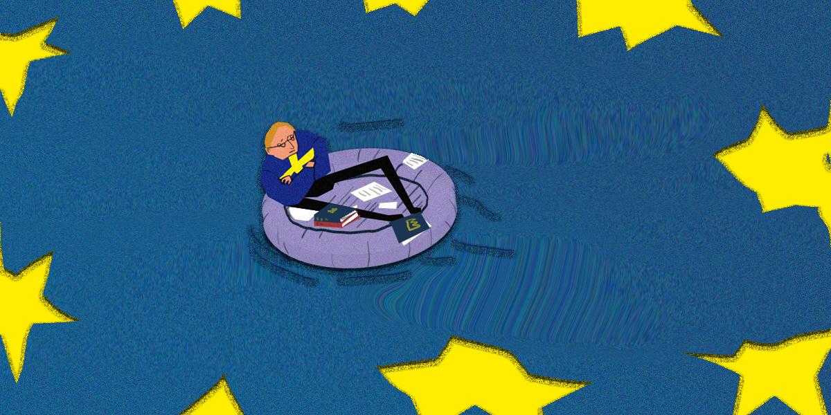 Charlotta Asplund Catot analyserar hur isolerad Sveriges biståndspolitik i EU egentligen är.