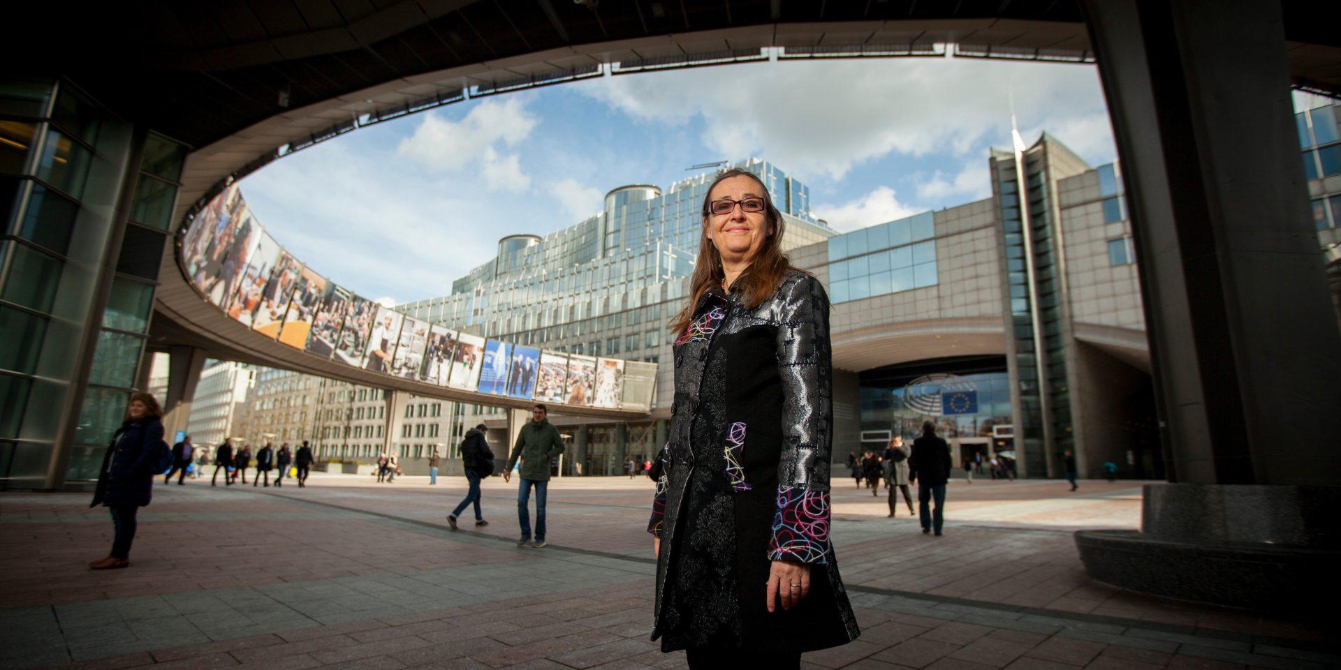 Svenska EU-parlamentarikern Bodil Valero (mp) har varit drivande i att stoppa förslaget som hon kallar olagligt.