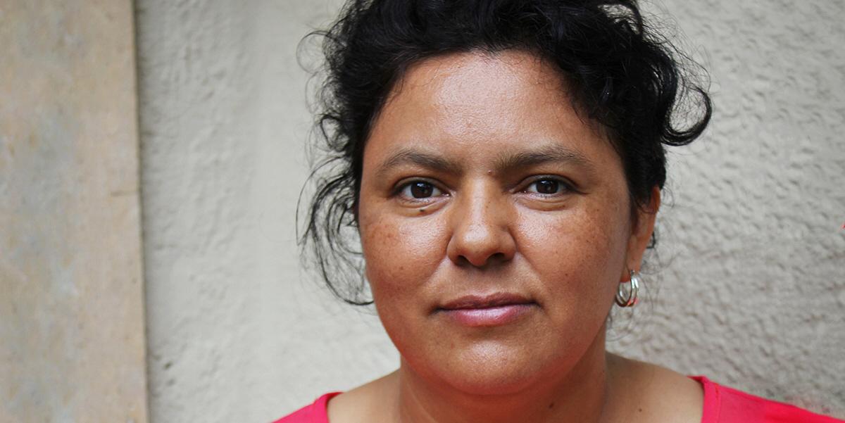 Människorättsaktivisten Berta Cáceres mördades i sitt hem i Honduras natten mellan den 2 och 3 mars.