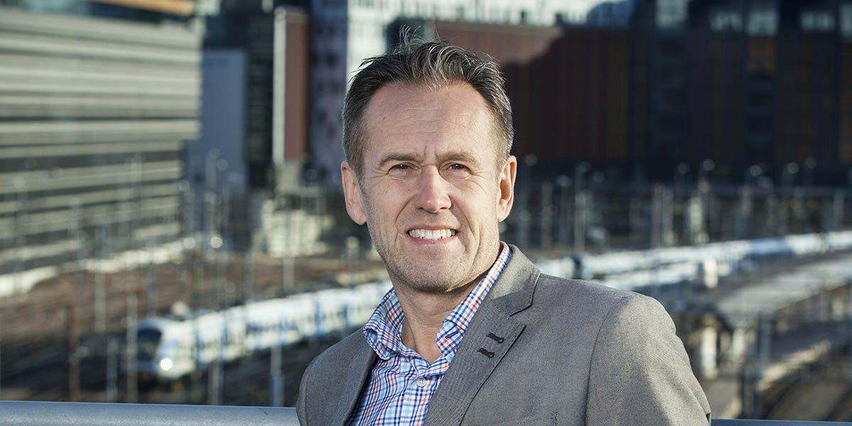 Svante Axelsson, generalsekreterare Fossilfritt Sverige