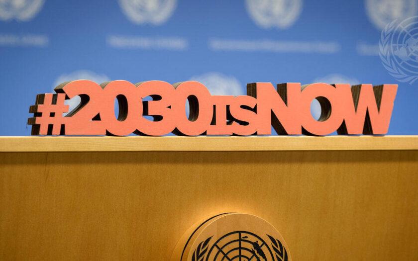 Det är nio år kvar till 2030 då de globala målen ska vara uppnådda.