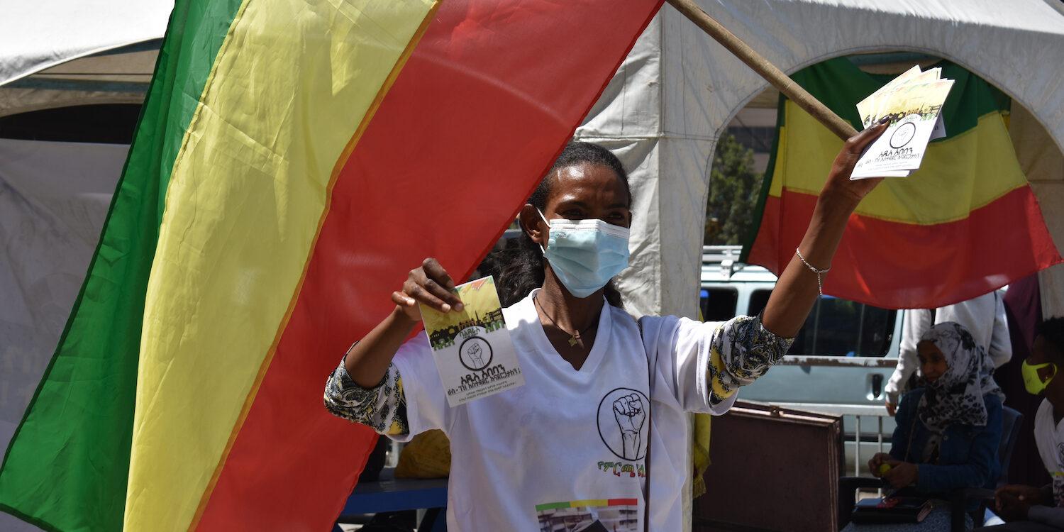 Valet i Etiopien präglas av pandemin, konflikt och politisk oro