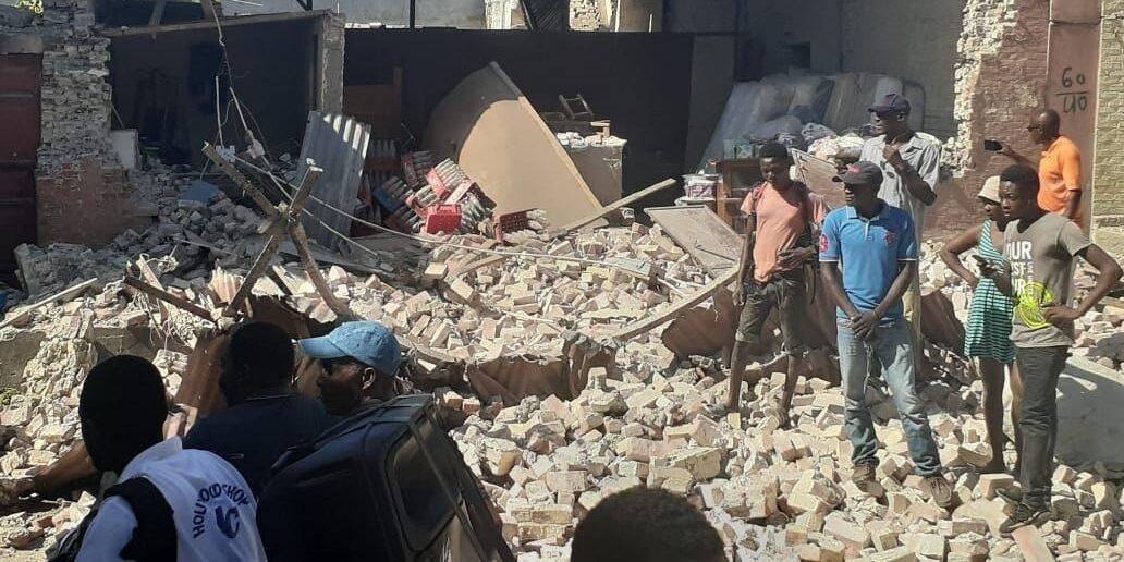 Förödelsen efter jordbävningen den 14 augusti 2021 väntas inte bli lika stor som 2010.