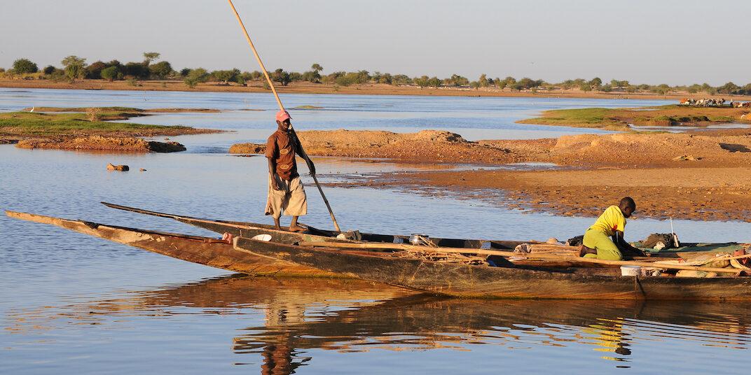 En av de svenska biståndsinsatserna i Mali som drabbats av statskupperna är stöd till skydd av biologisk mångfald i Nigerdeltat.